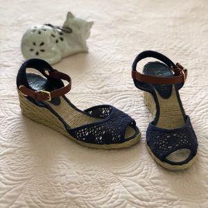 Lauren Ralph Lauren Wedge Sandal